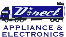 Direct Appliance Sales and Electronics Logo